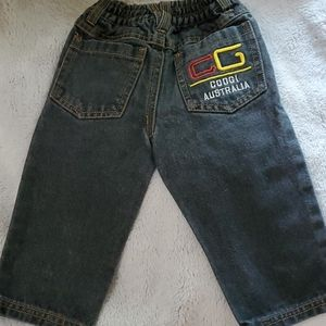 Coogi jeans for baby